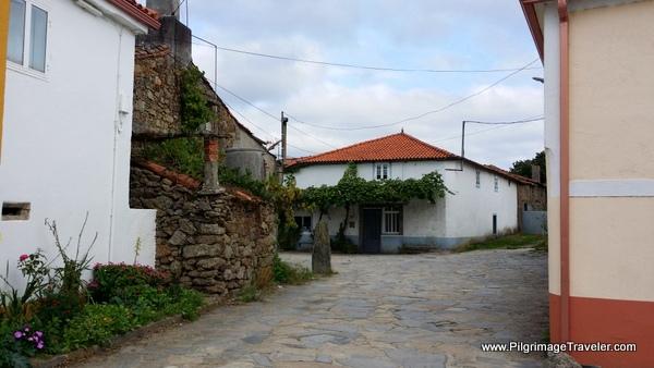 Boente, Spain, on the Camino Frances