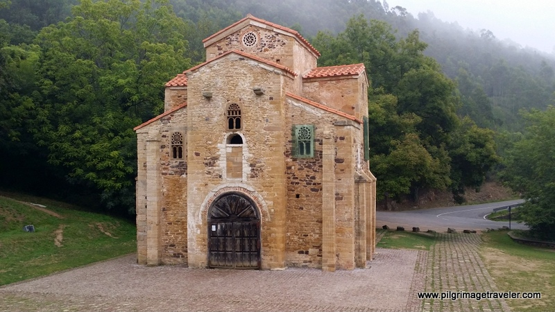 San Miguel de Lillo Church, Oviedo, Spain