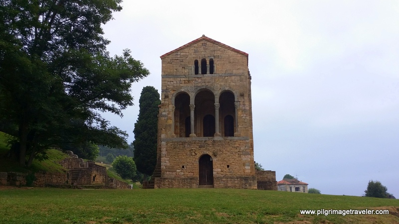 Santa María del Naranco Church, Oviedo, Spain