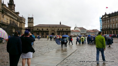 Obradoiro Square, Santiago de Compostela