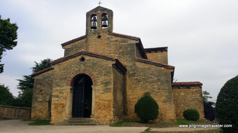 Iglesia de San Julián de los Prados, Oviedo, Spain