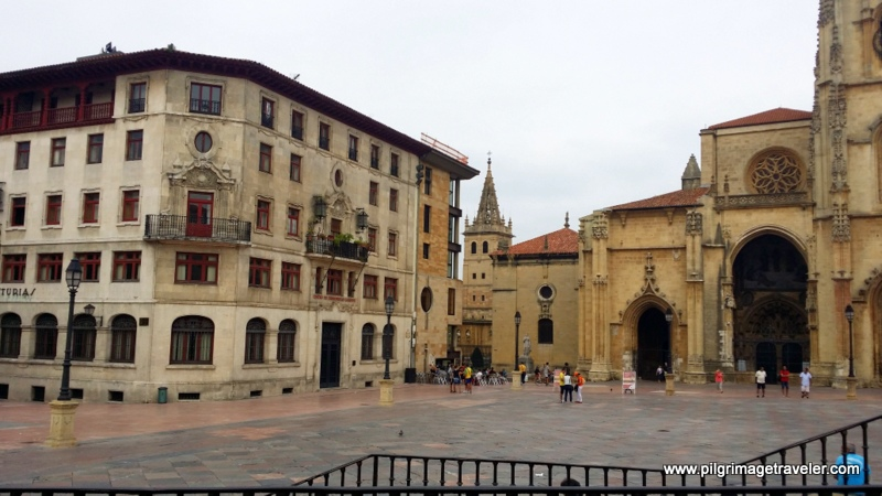 Oviedo spain the historic start of the camino primitivo - Muebles en oviedo asturias ...