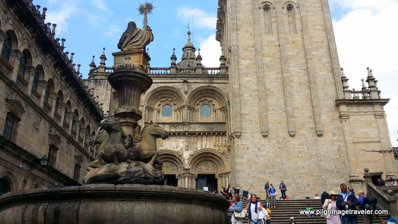 Plaza de Platerías, Cathedral of Santiago de Compostela
