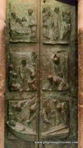 Puerta Santa, Cathedral of Sanitago de Compostela