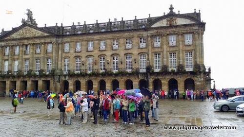 Palacio de Rajoy, Santiago de Compostela