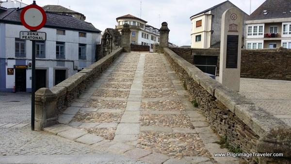 Ramp to the Rampart Walkway