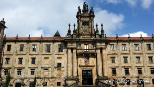 Seminario Mayor, Santiago de Compostela, Spain