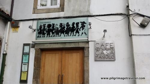 Casa Manolo, Santiago de Compostela, Spain