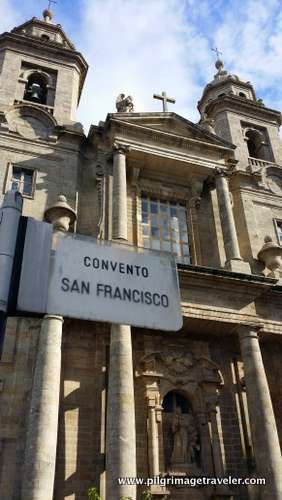 Convento San Francisco, Santiago de Compostela, Spain