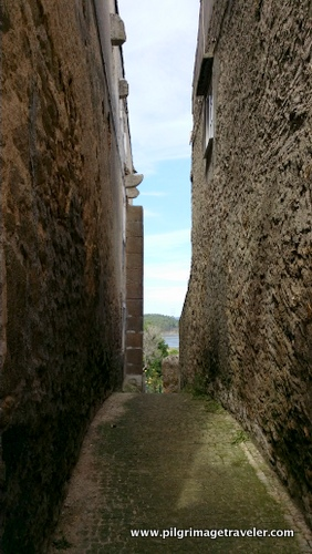 Narrow Streets of Neda, Spain