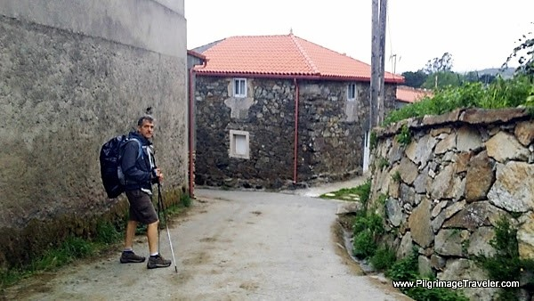 Walking Through Vilouriz, Day Eleven on the Camino Primitivo