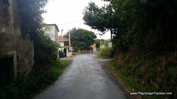 Vilamor de Abaixo, Camino Primitivo