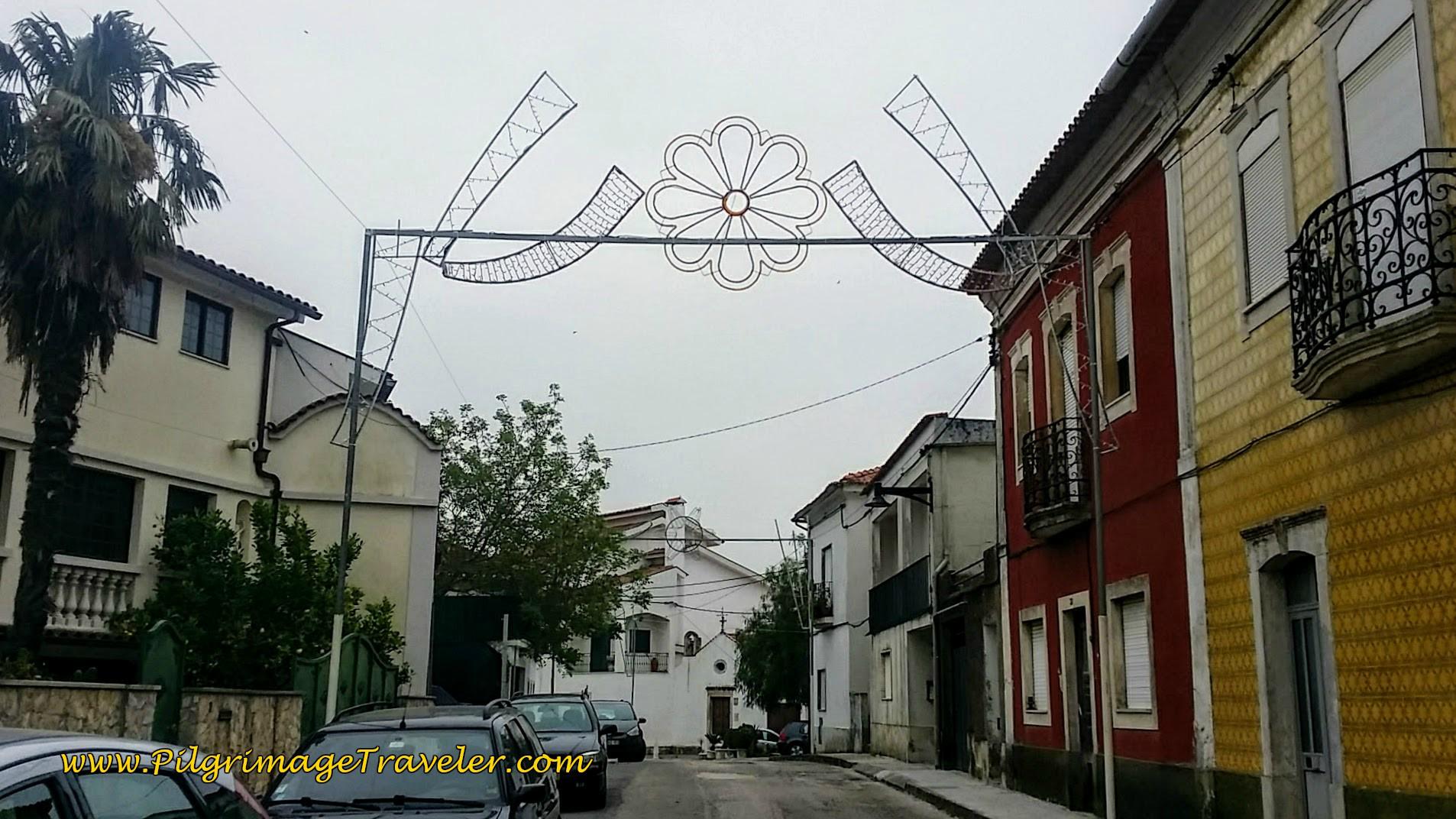 Cernache, Portugal ~ Travessa do Cubo