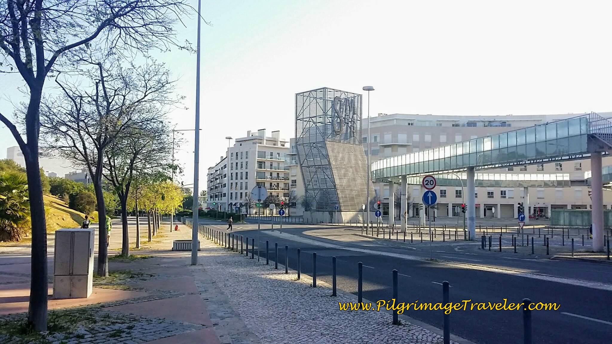 Avenida Fernando Pessoa