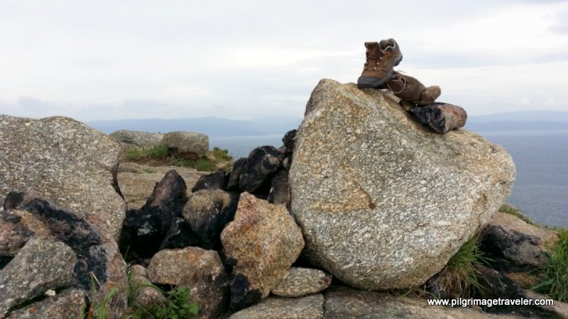 Discarded Boot Monument, Cabo Finisterre, Spain