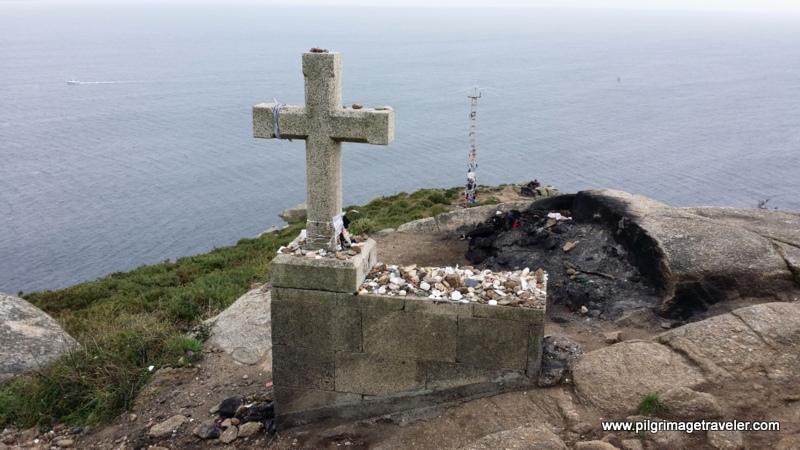 Cross Monument, Cabo Fisterra, Spain
