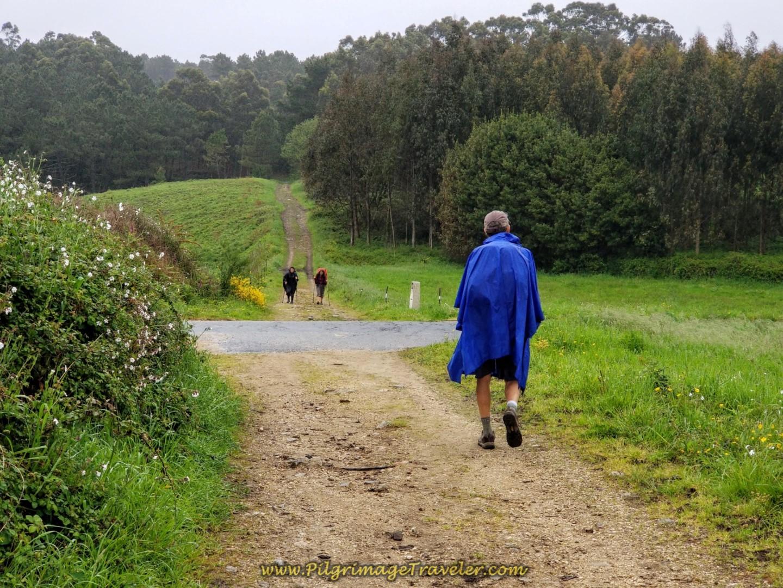 Continue on Lanes Toward Canosa