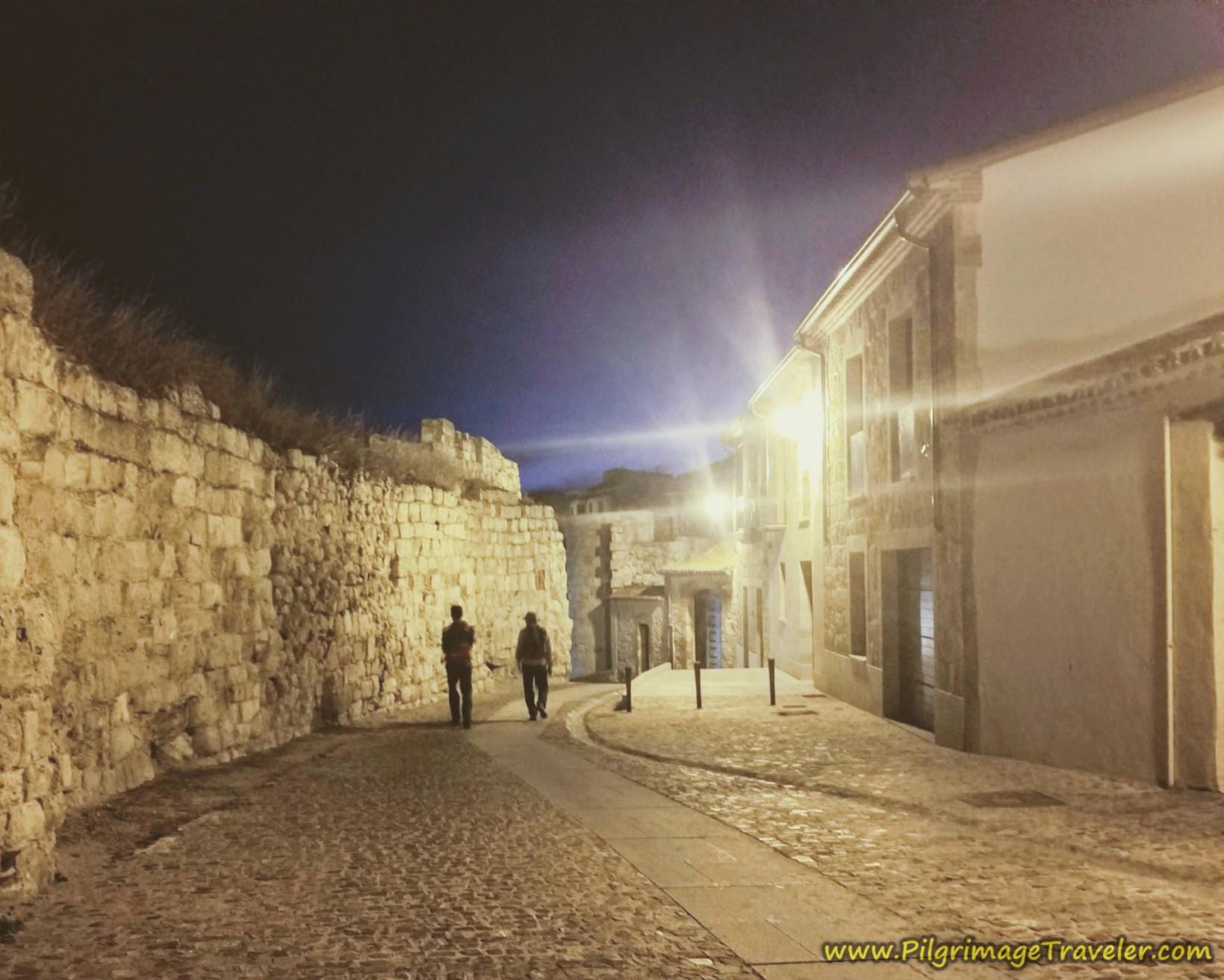 Medieval Walls of Zamora