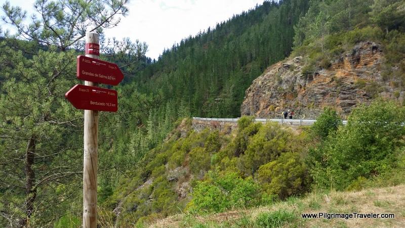 AS-14 to Grandas de Salime, Asturias, Spain