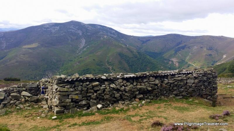 Shelter in the Mountains, Hospital de Fanfaron, Camino Primitivo