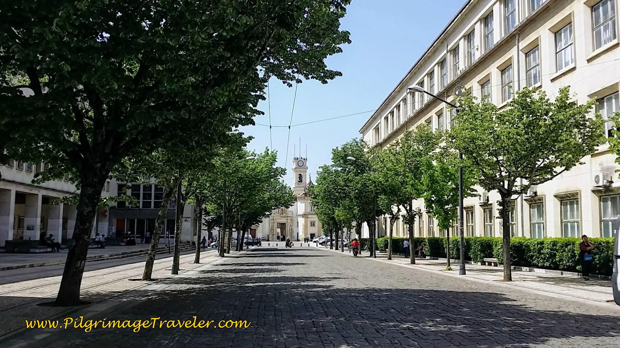 Largo Porta Férrea, University of Coimbra