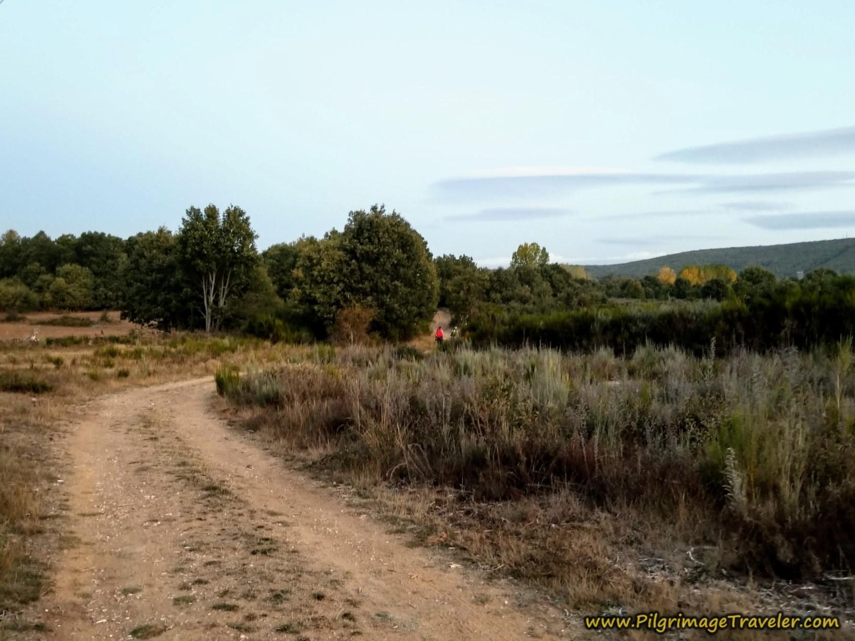 Lane to Asturianos
