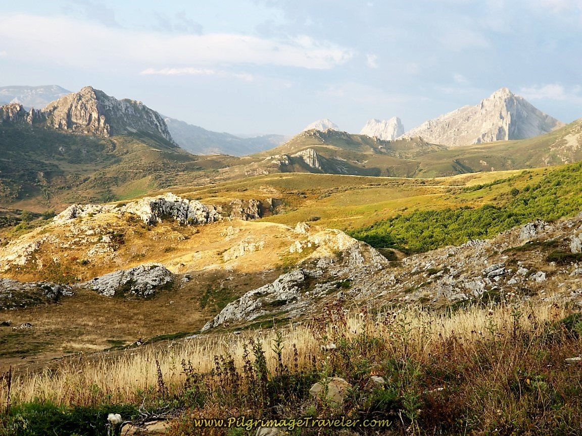 The Glorious Cantabrian Mountains