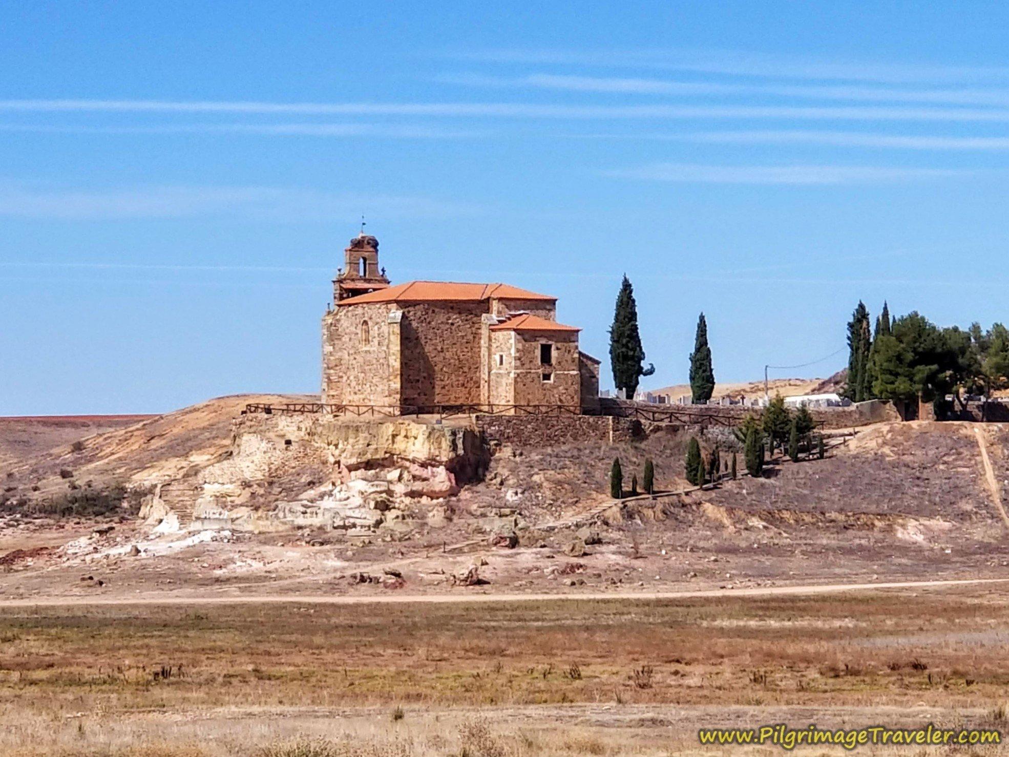 Ermita de la Virgen del Castillo, Montamarta