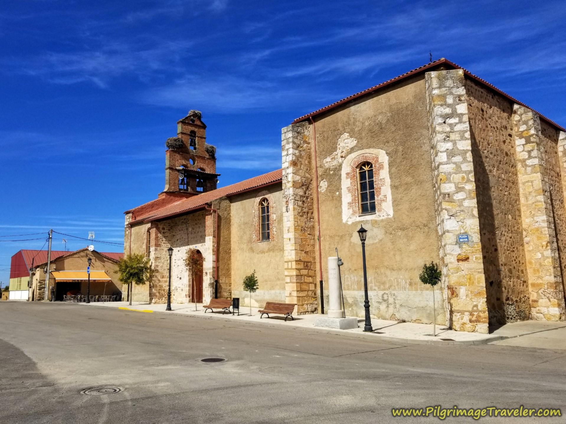 Iglesia de San Miguel, Montamarta