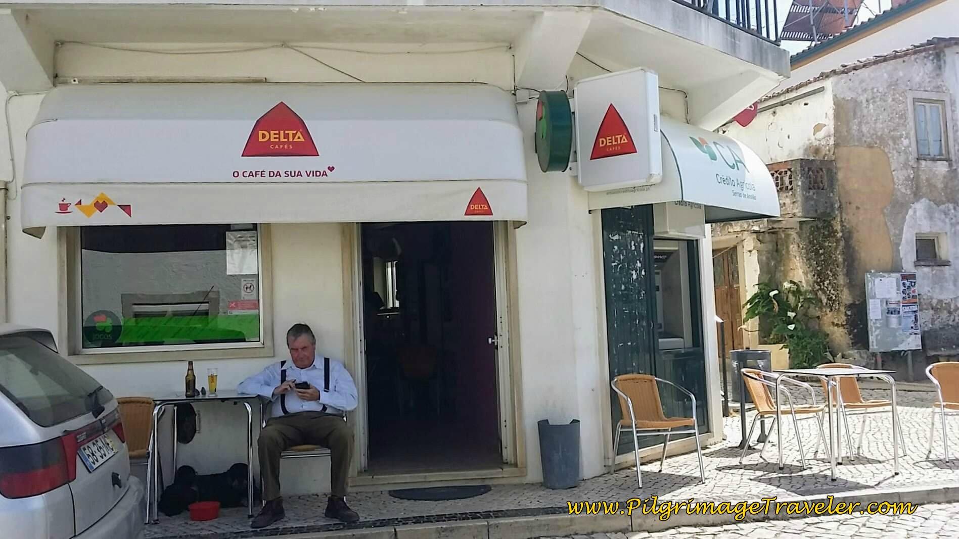 O Café da Sua Vida, Alvorge, Portugal