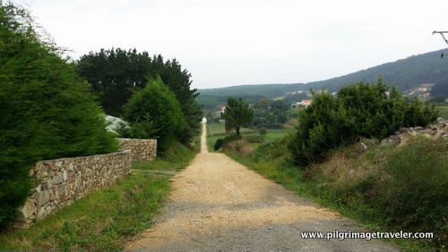 Long Coastal Road to Muxia