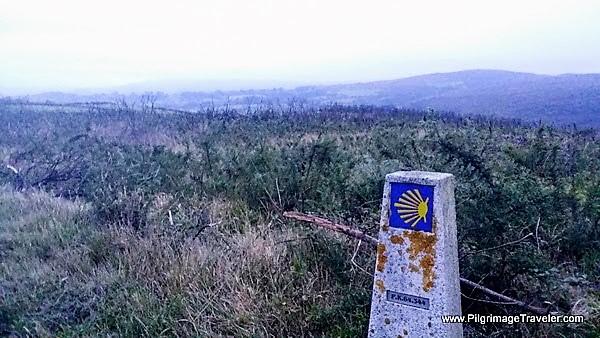 64 Kilometer Waymark, Camino Primitivo