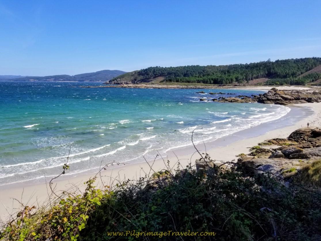 A Look Back at the Lovely Praia de Espiñeirido