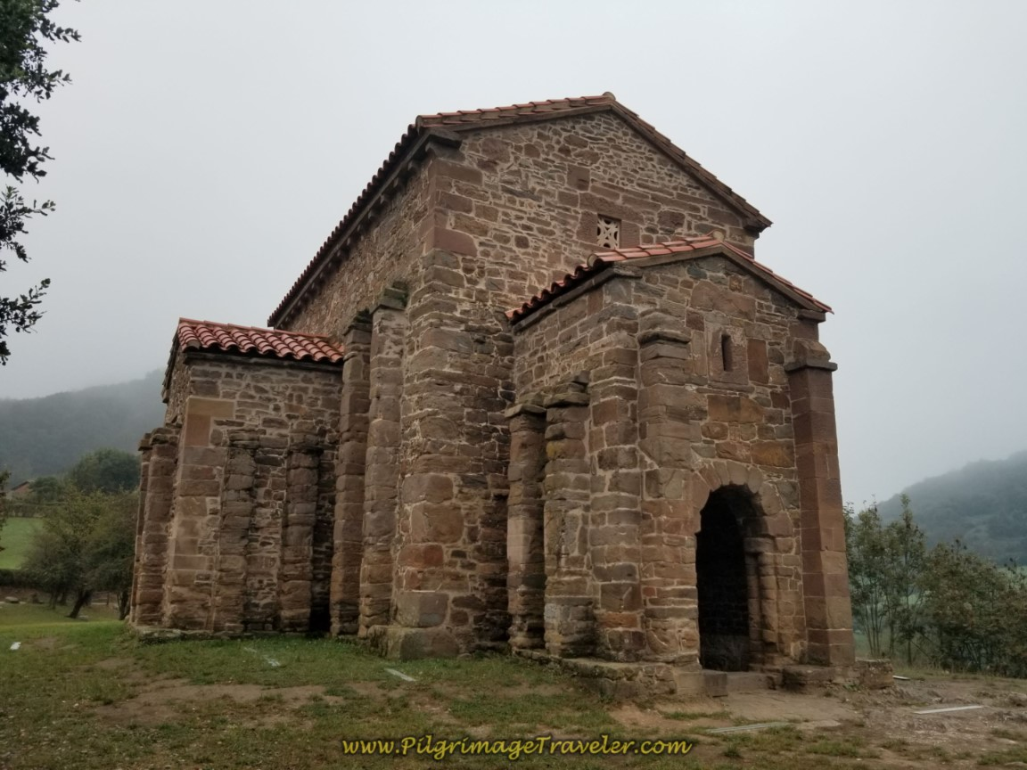 Santa Cristina de Lena Church