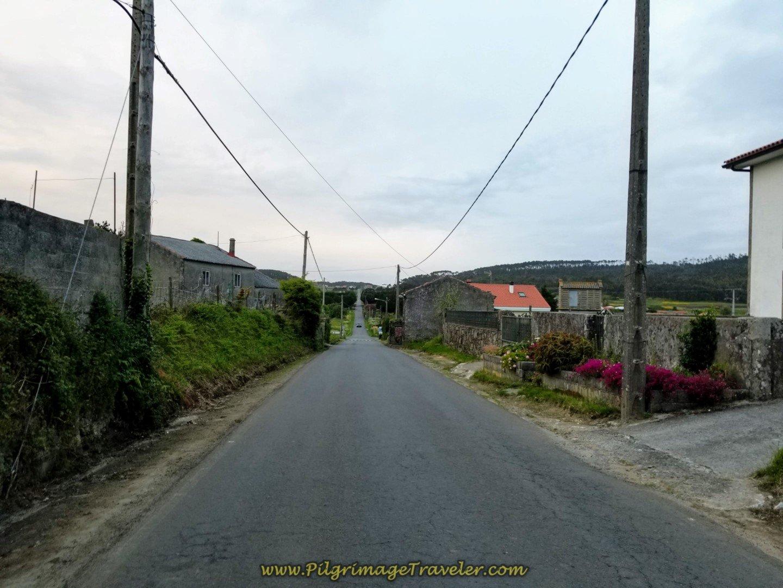 Long Straight Road to Hermedesuxo