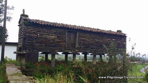 Galician Horreo, Spain