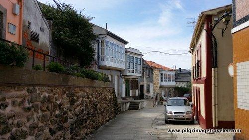 Medieval Streets of Neda, Spain