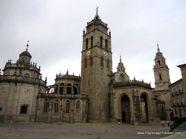 Cathedral de Santa María de Lugo
