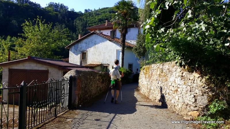 The Hamlet of Casazorrina, Camino Primitivo, Asturias, Spain