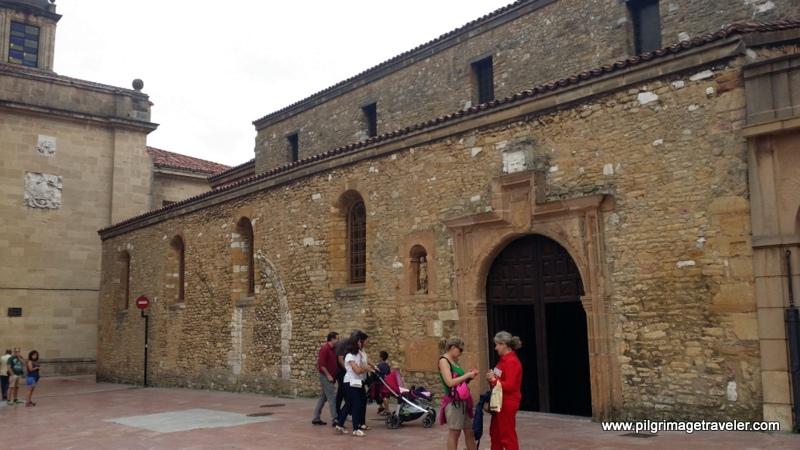 Parroquia de San Tirso El Real, Oviedo, Spain