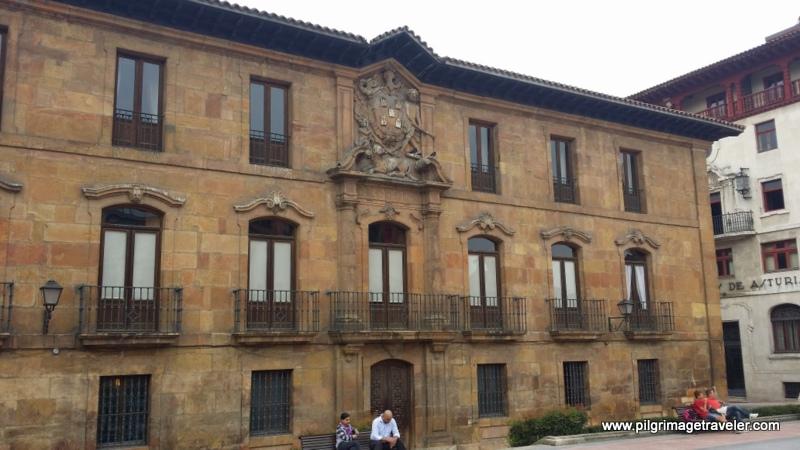 Palacio de Valdecarzana-Heredia, Oviedo, Spain