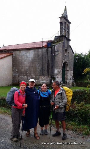 Nosa Señora da Agualda Church, Sigueiro, Spain