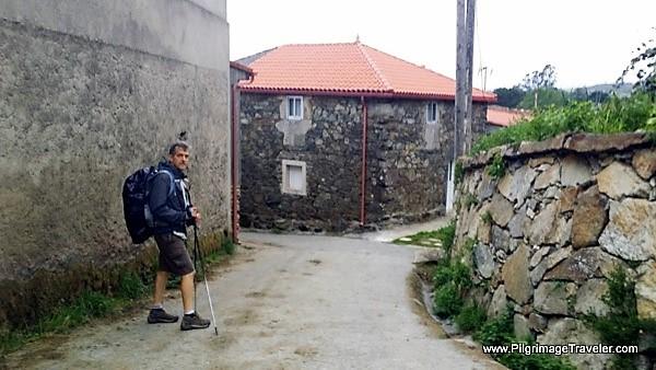 Walking Through Vilouriz, Day Eleven on the Camino Primitivo